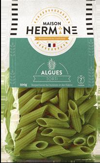pates maison hermine algues