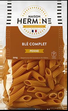 pates maison hermine blé complet
