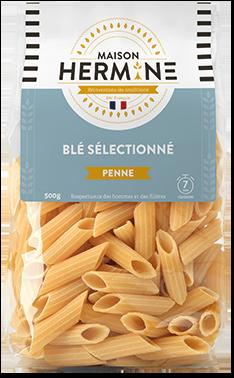 pates maison hermine blé sélectionné
