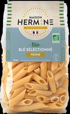 Penne blé sélectionné Bio